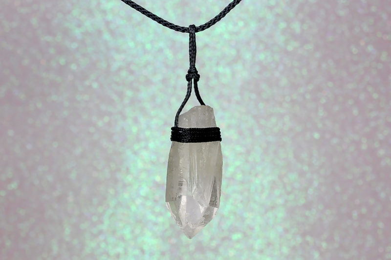 Star Wars Rogue One Kyber crystal necklace DIY