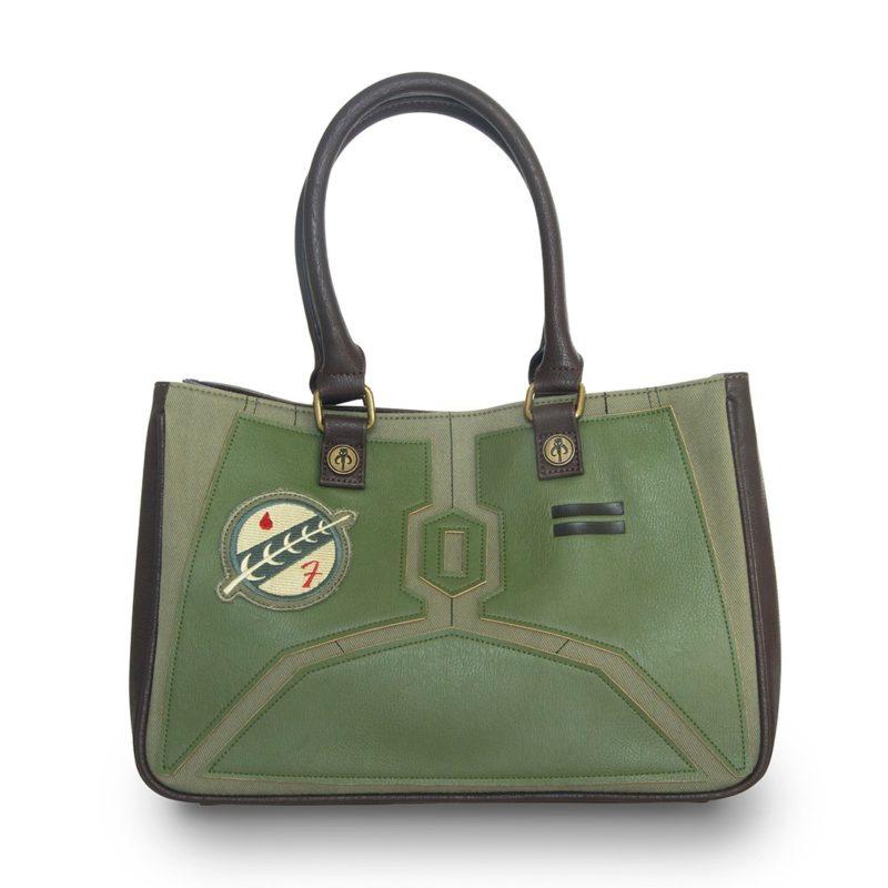 Loungefly x Star Wars Boba Fett faux leather handbag
