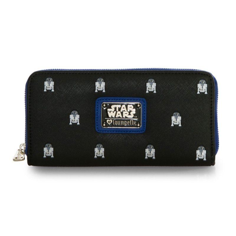 Loungefly x Star Wars R2-D2 mini print wallet