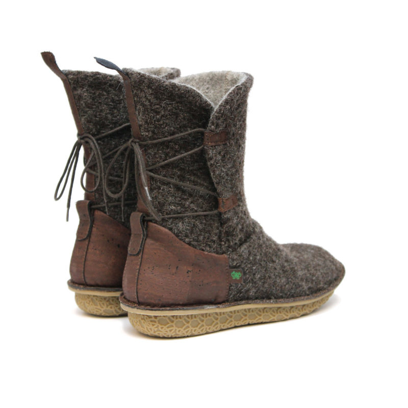 Po-Zu Piper V Dark Brown boots (as worn by Rey in The Force Awakens)