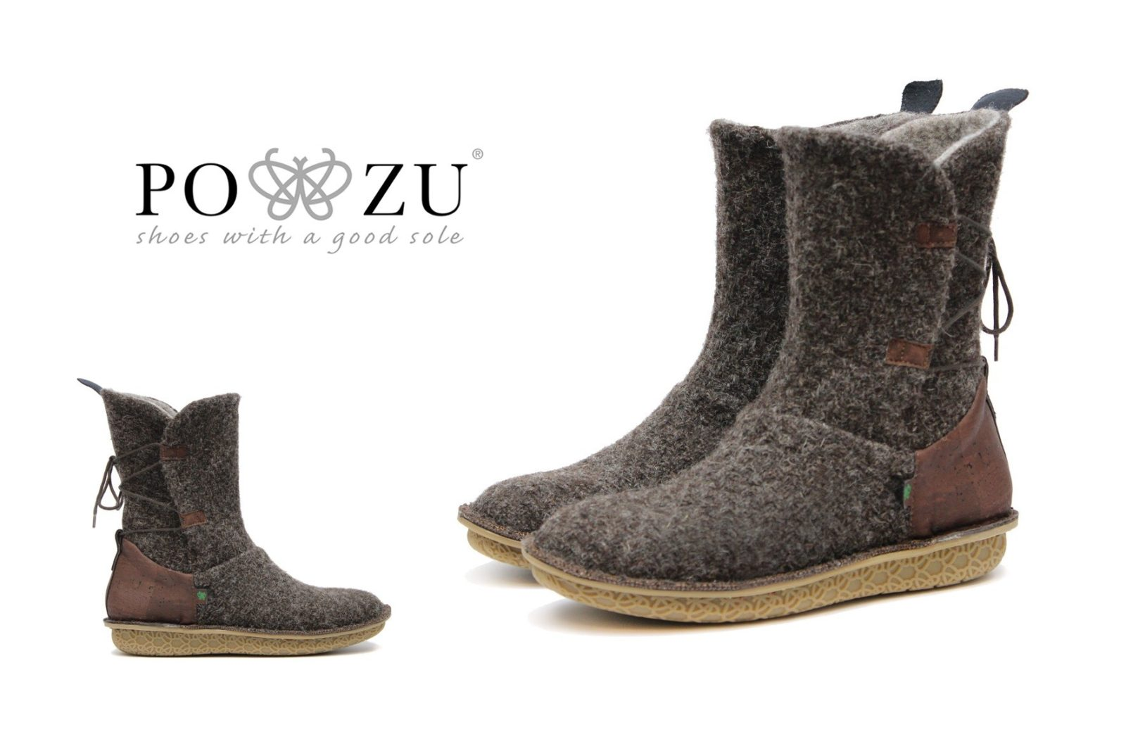 Save 25% off Po-Zu Piper V 'Rey' boots