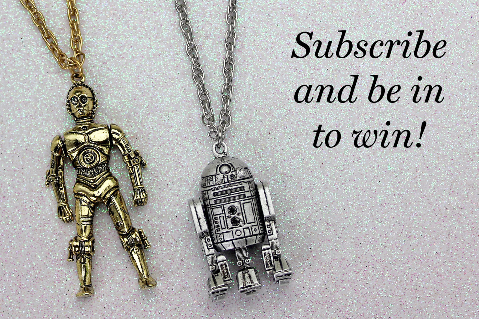 Subscribe to our newsletter – and be in to win!