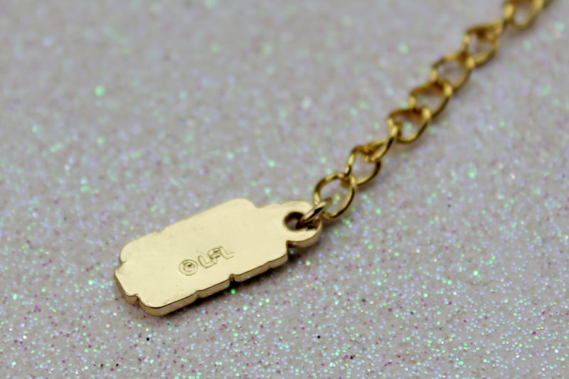 Love And Madness x Star Wars Princess Leia necklace