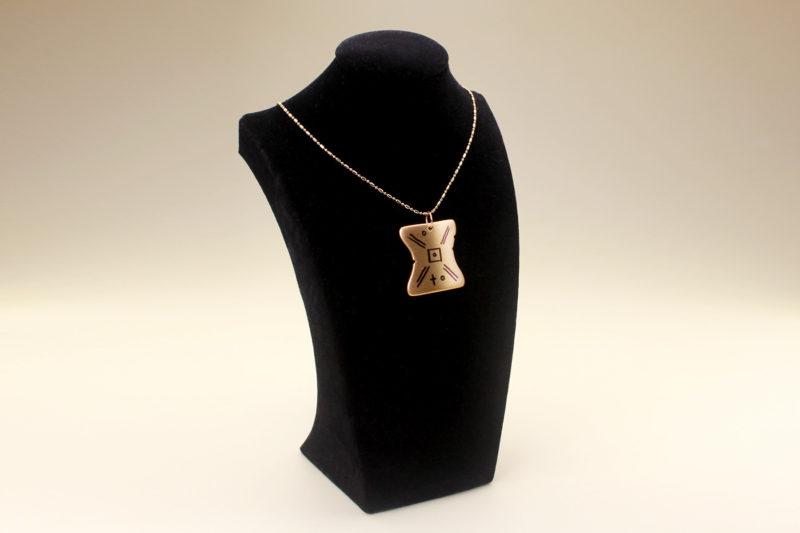 Star Wars Japor snippet necklace DIY