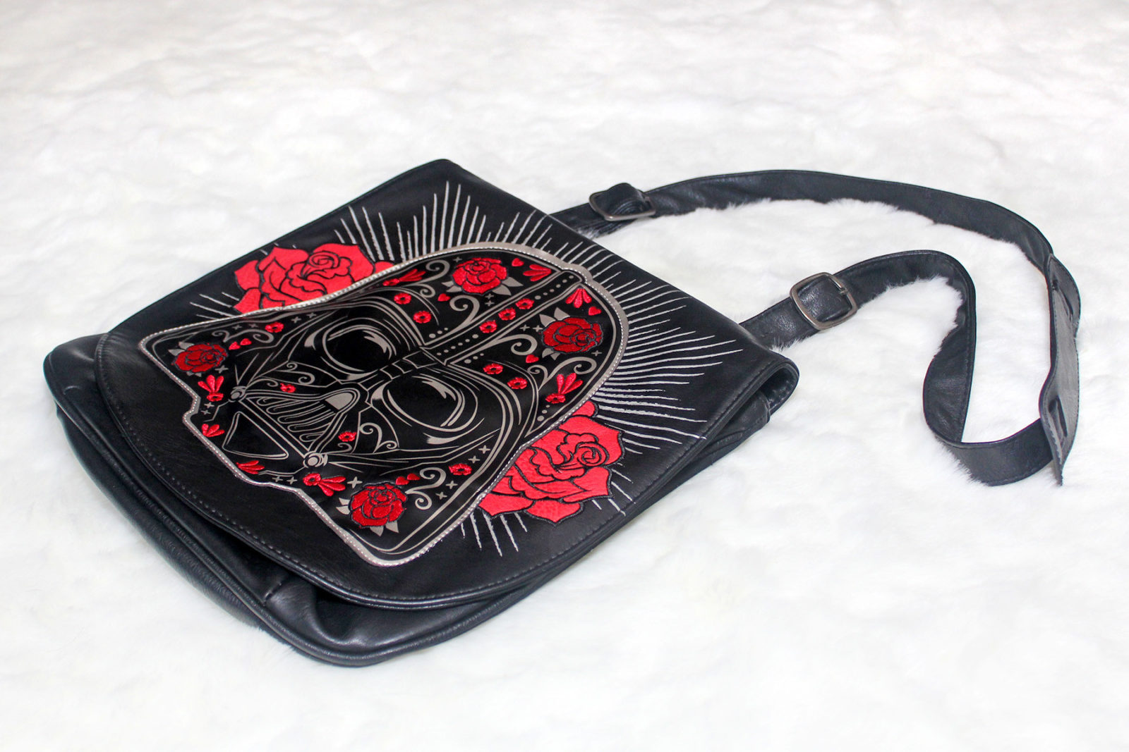 Win this Loungefly Darth Vader handbag!
