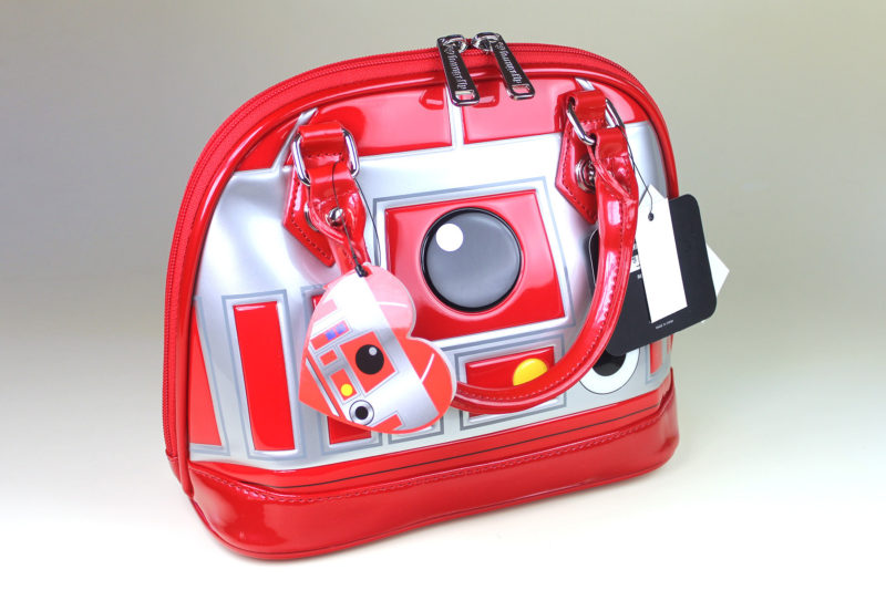 Loungefly x Star Wars limited edition R2-R9 mini dome handbag exclusive to Box Lunch