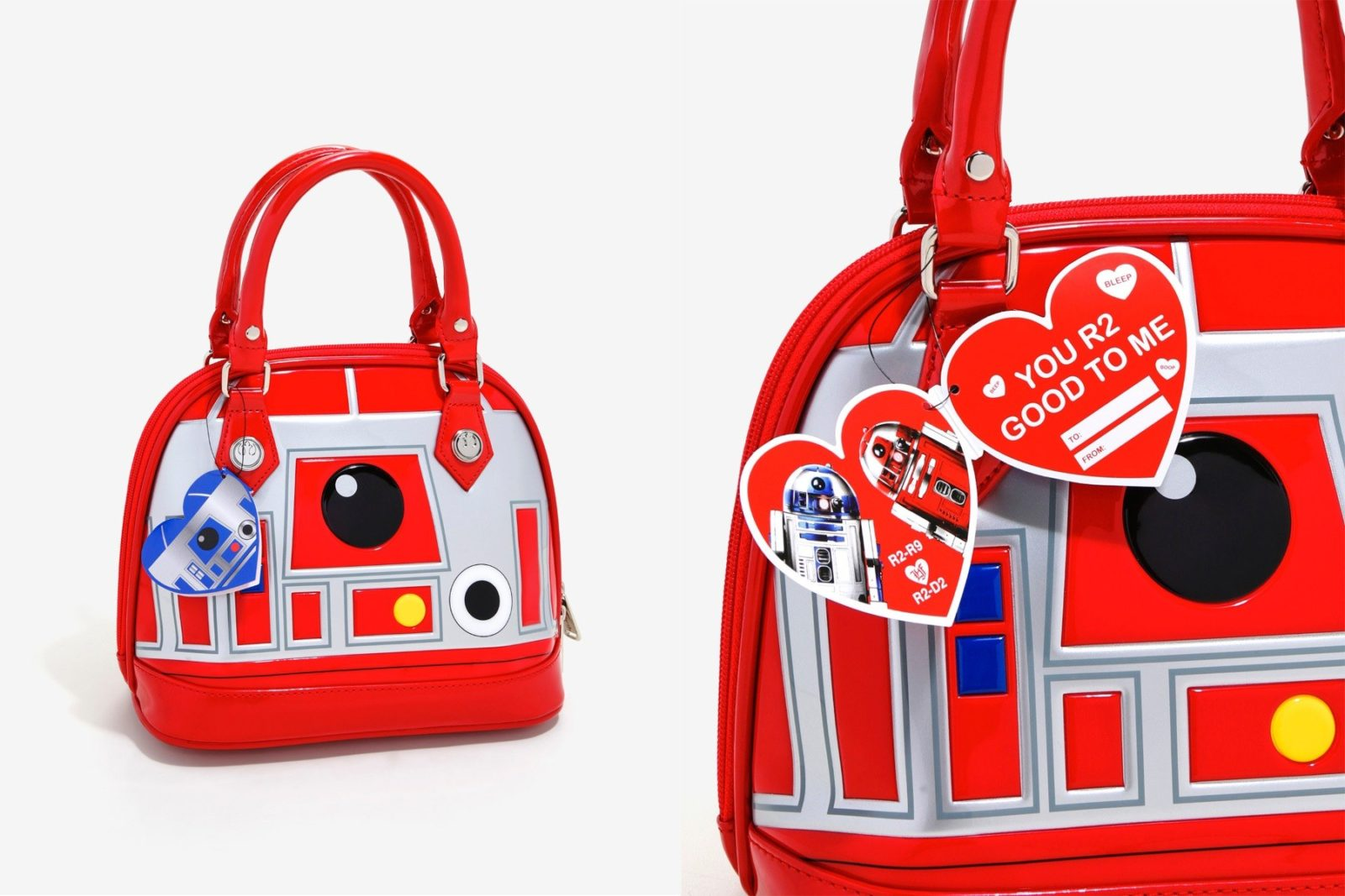 Box Lunch exclusive R2-R9 bag now online