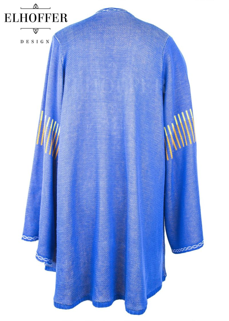 Star Wars Padme' Amidala inspired Galactic Eclipse oversize sweater by Elhoffer Design