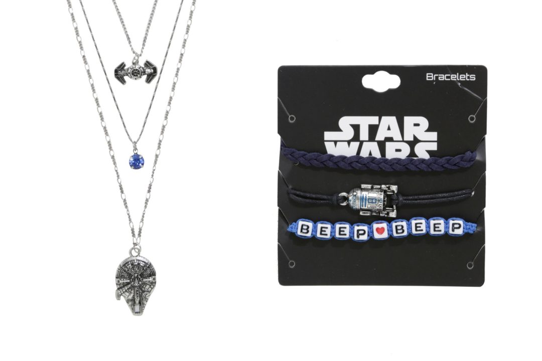 New Star Wars jewelry available at Hot Topic