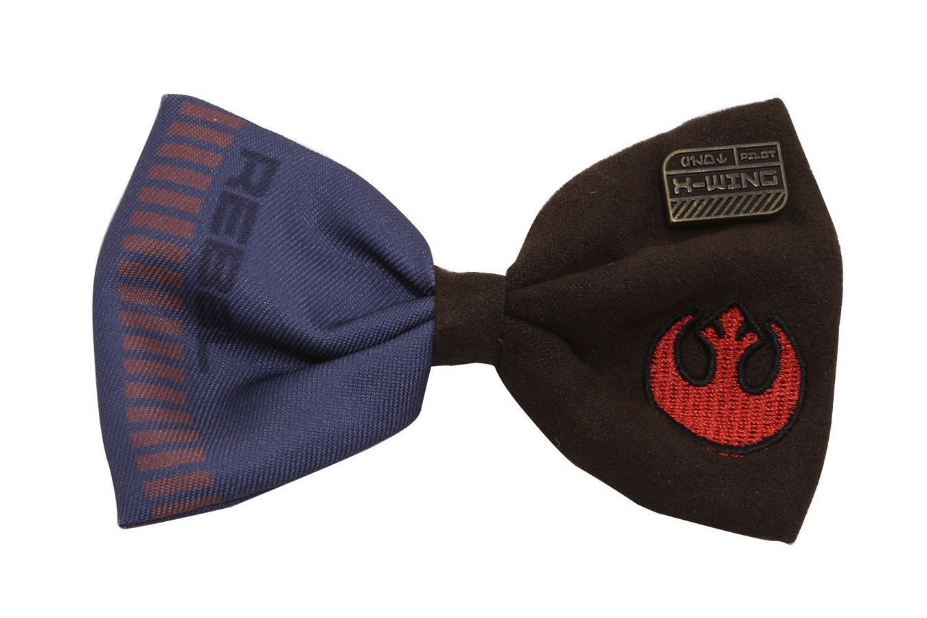 Loungefly Rogue One X-Wing Pilot hair bow