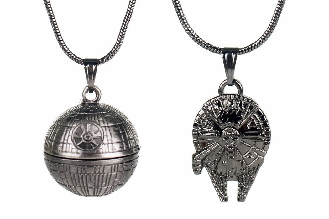 New Star Wars necklaces at TruffleShuffle