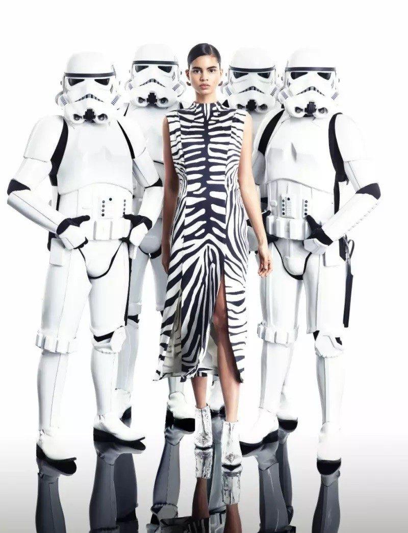 Disney UK x Westfield - Fashion Inspired By Star Wars