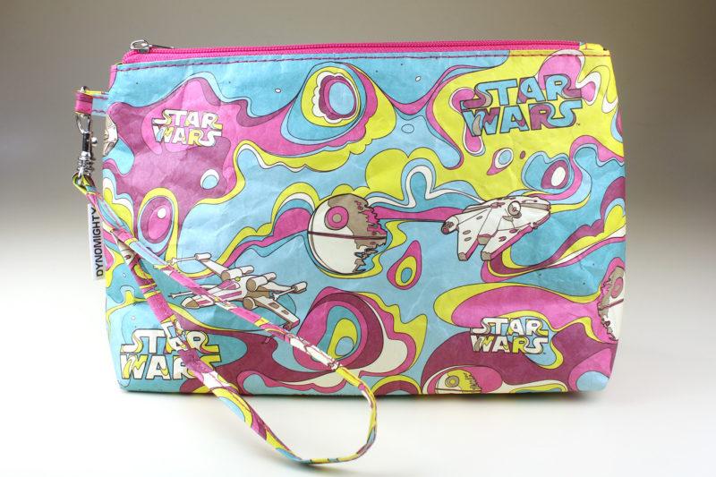 Dynomighty x Star Wars Psychedelic wristlet purse