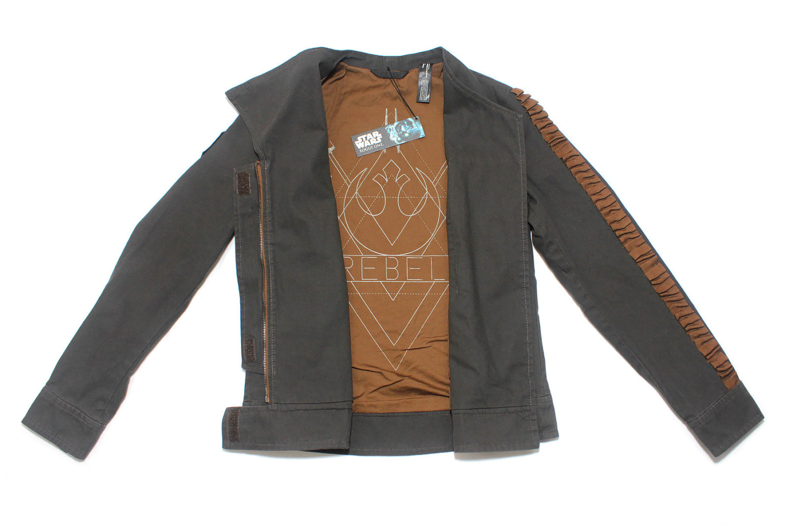 Review – Musterbrand Jyn Erso jacket