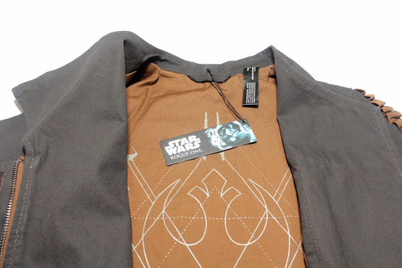 Women's Musterbrand x Star Wars Rogue One Jyn Erso jacket