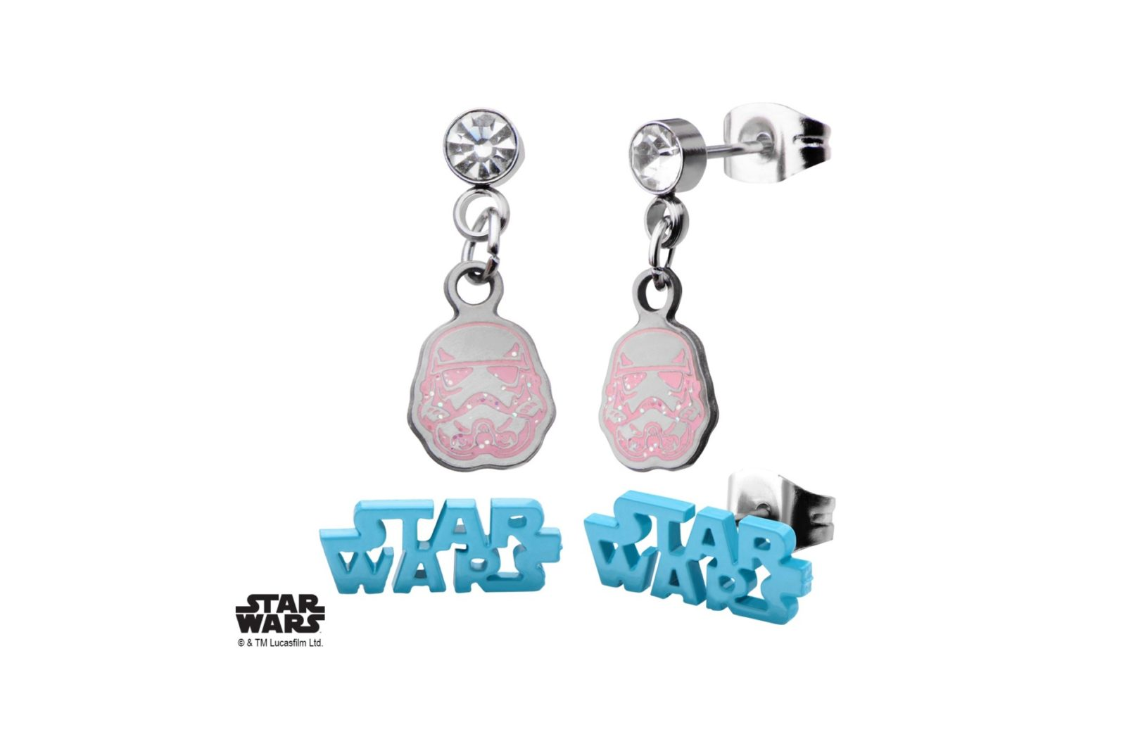 New Body Vibe x Star Wars earring set