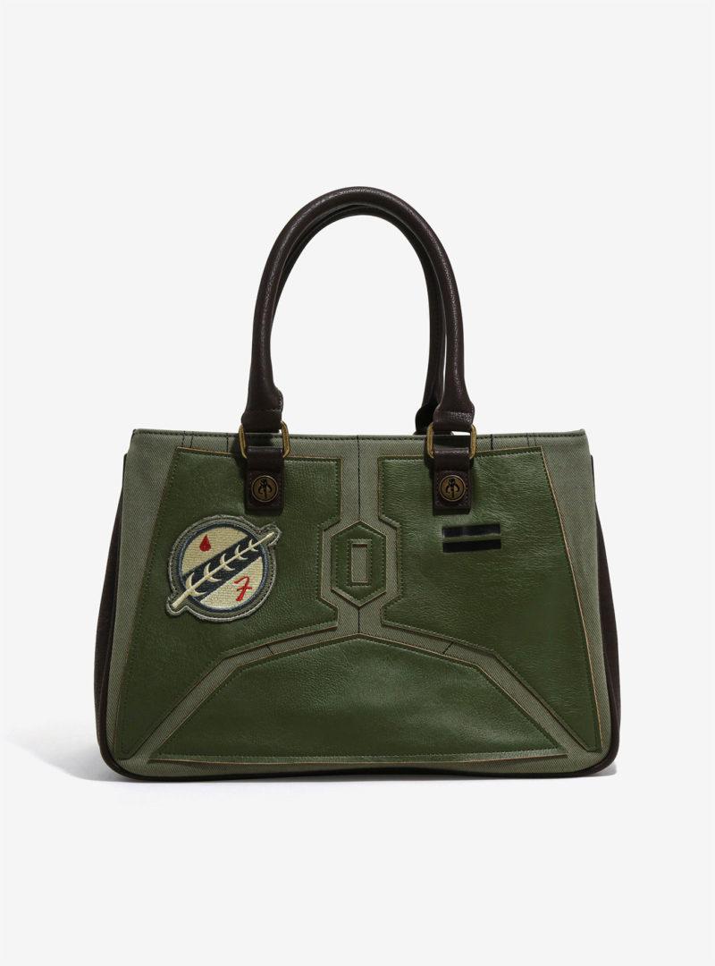 Loungefly x Star Wars Boba Fett applique' handbag
