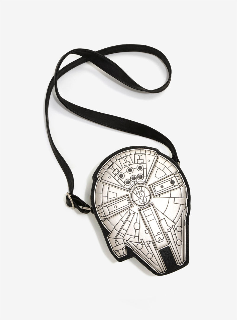 Loungefly x Star Wars Millennium Falcon crossbody bag at Her Universe
