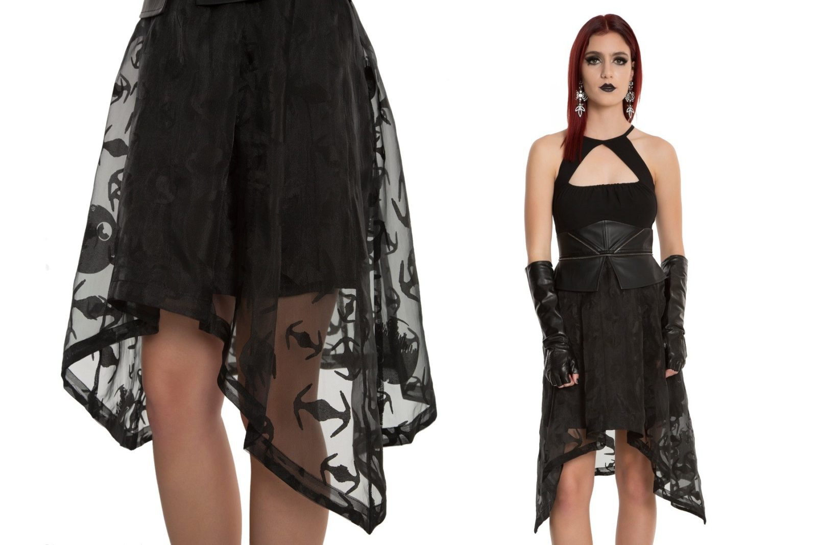New Darth Vader dress at Hot Topic!