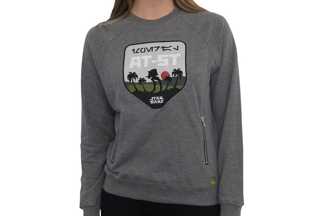 Women's Rogue One Scarif AT-ST sweatshirt
