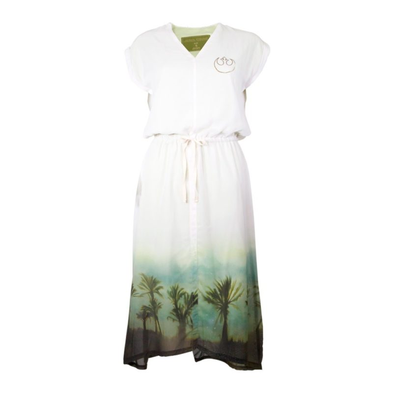 Women's Star Wars Rebel desert scene dress at We Love Fine