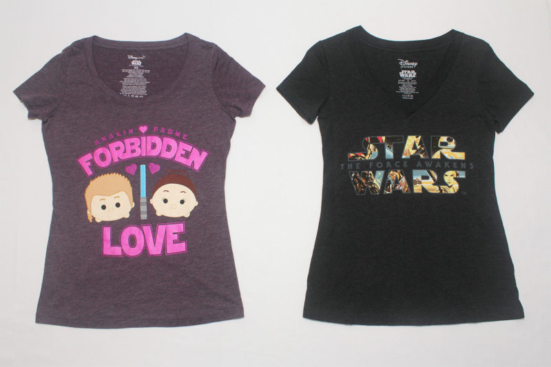 Disney Store Limited Edition T-Shirts