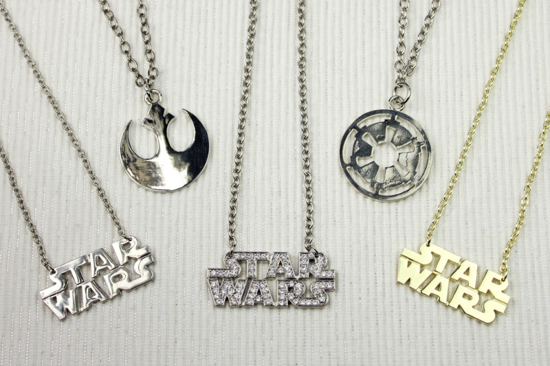 Rock Rebel Star Wars Necklaces