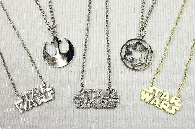 Rock Rebel Star Wars Necklaces