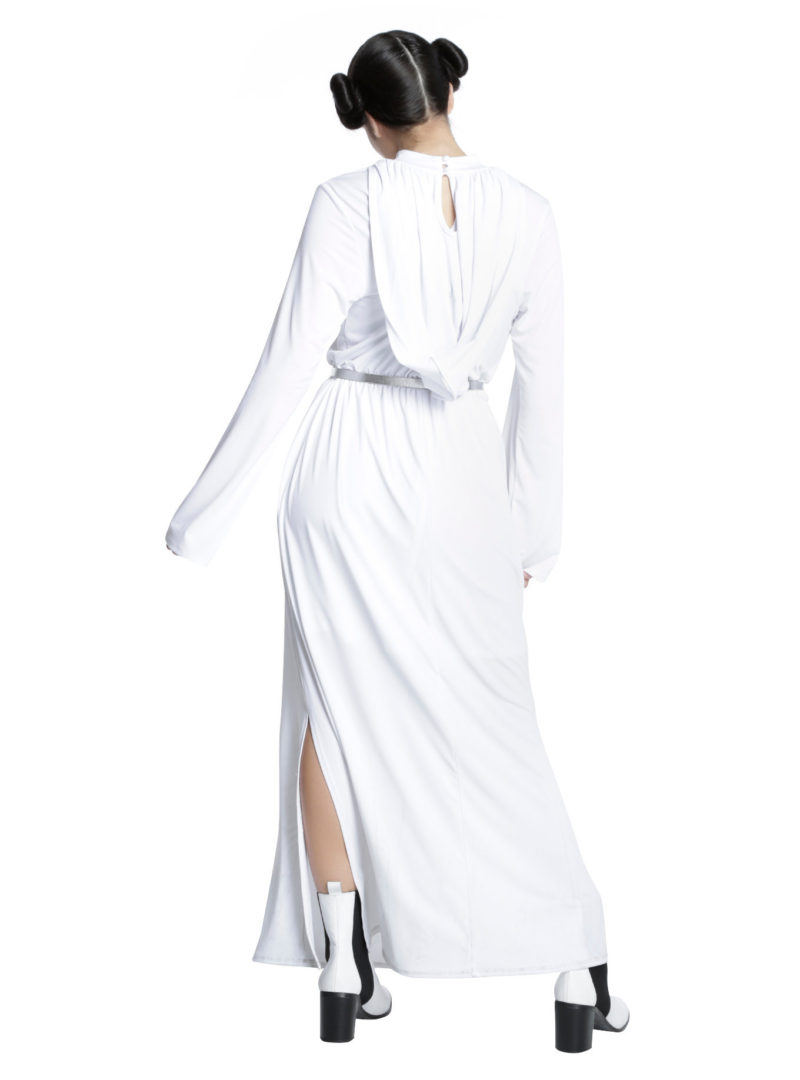 Her Universe x Star Wars Princess Leia everyday cosplay style costume dress at Hot Topic