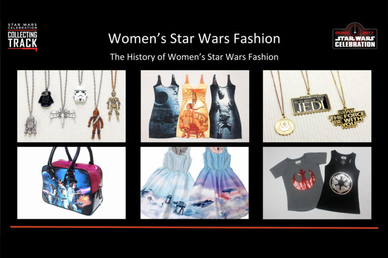 The History of Women's Star Wars Fashion