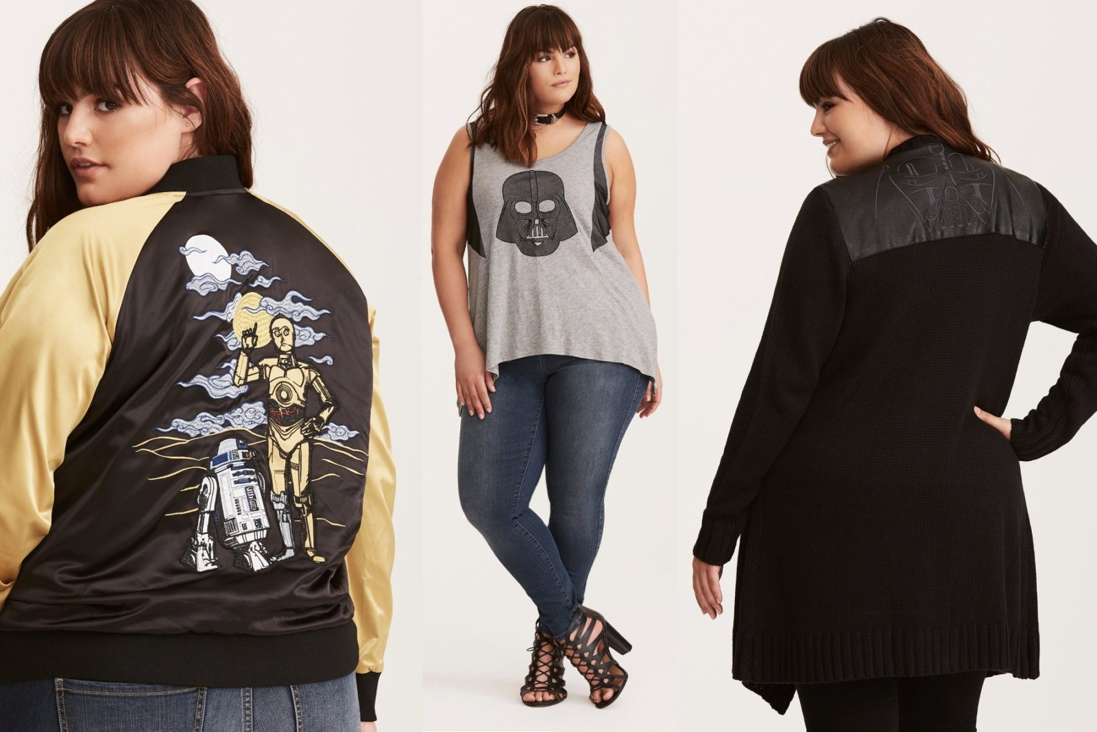 New Her Universe Fashion at Torrid