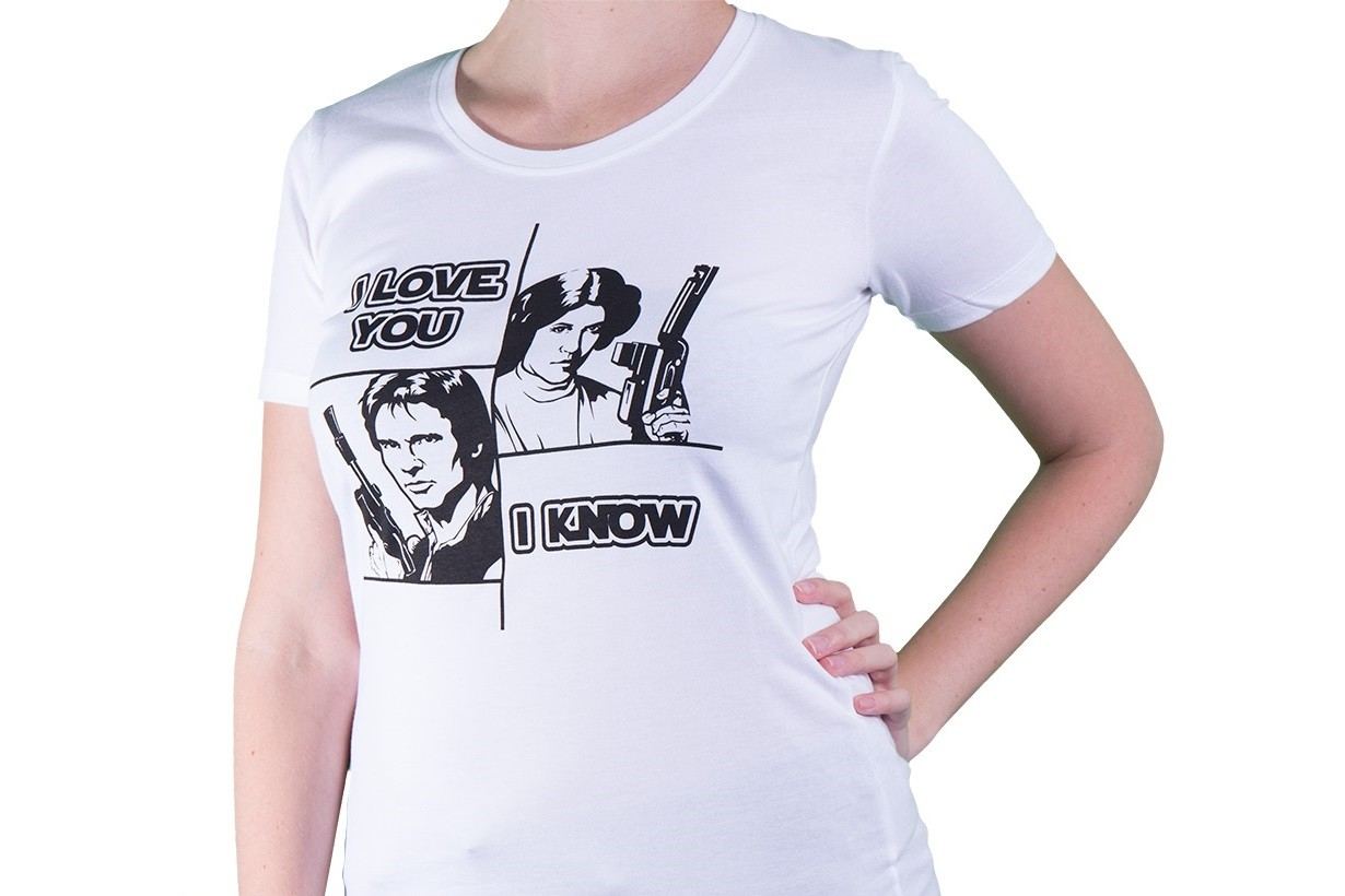 New Star Wars tees at Zing Pop Culture