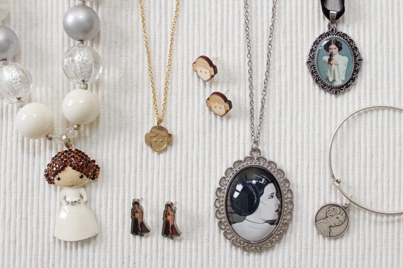 Princess Leia Jewelry