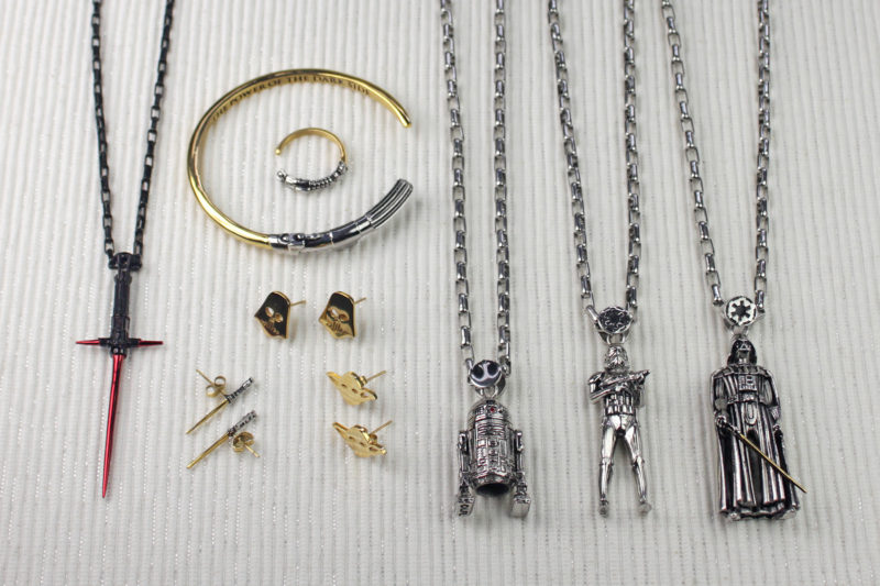 Han Cholo Star Wars jewelry