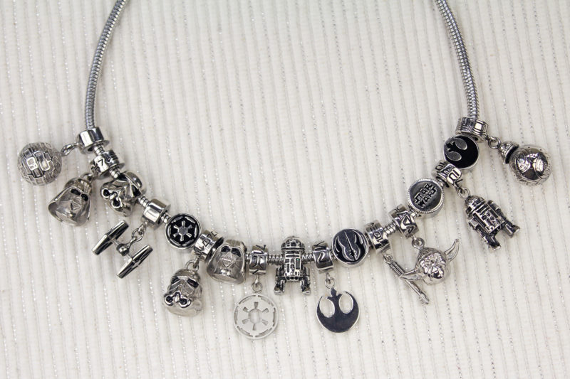 Body Vibe Star Wars charms