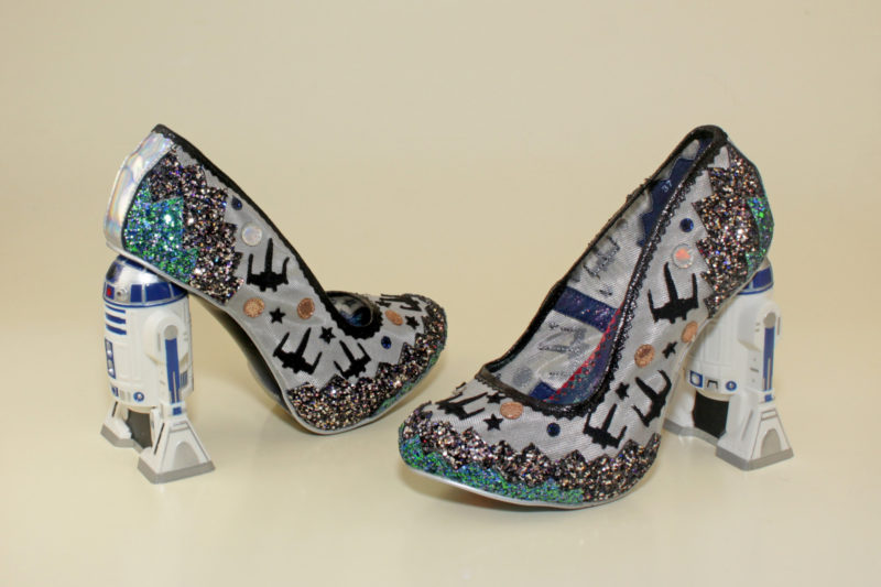 Irregular Choice Battle with R2 heels