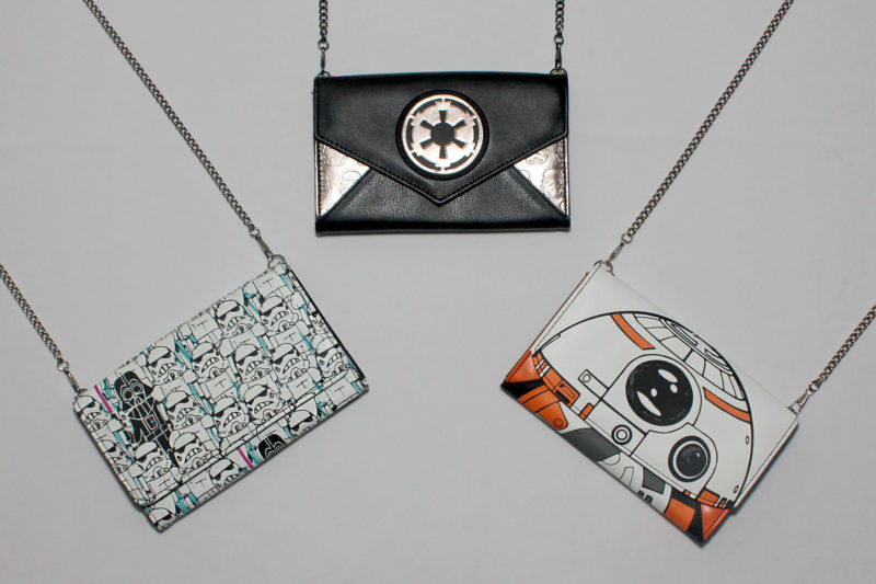 Bioworld Star Wars purses