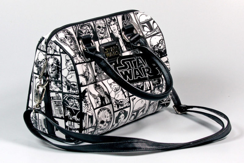 Loungefly Star Wars comic print bag