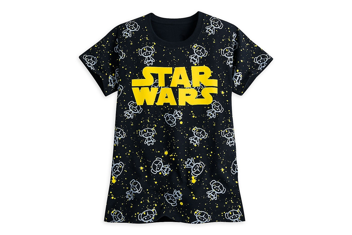 Princess Leia Cuties Tee at Disney Store