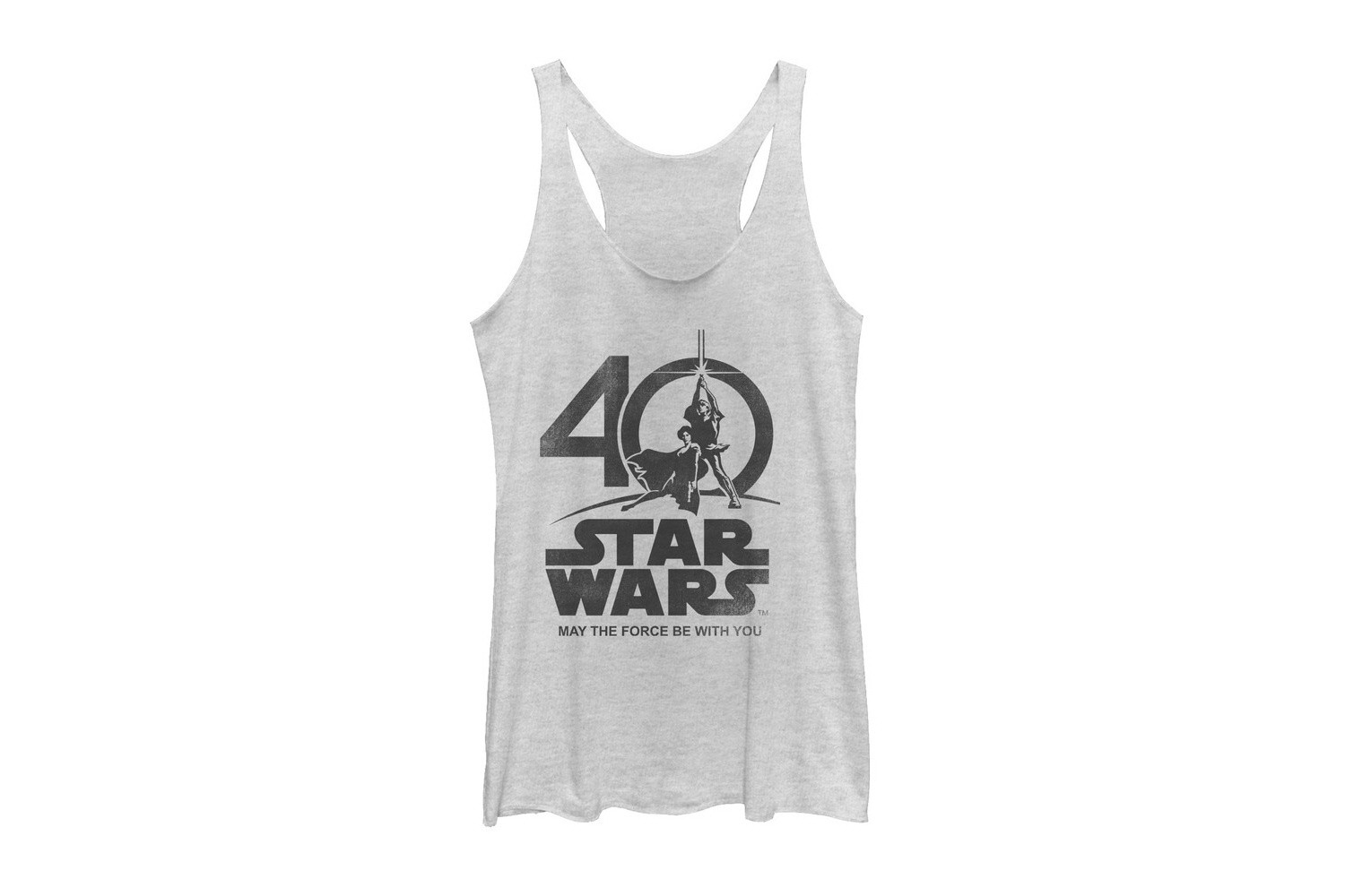 40th Anniversary Logo Tank Top by Fifth Sun