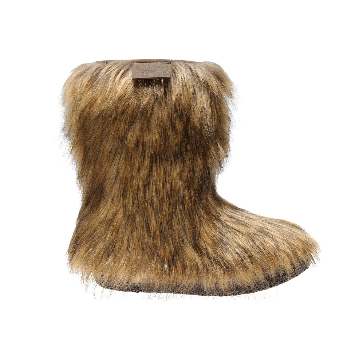 Po-Zu x Star Wars women's The Force Awakens Chewie boots (faux fur)