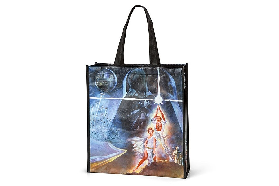 Free Star Wars Poster Tote Bag at ThinkGeek
