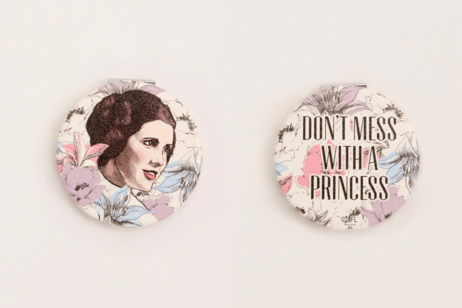 Princess Leia Compact Mirror at Torrid