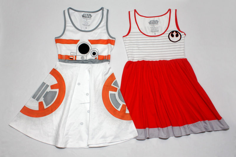 Her Universe cosplay dresses