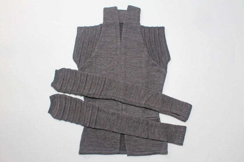 Elhoffer Design Rey inspired vest