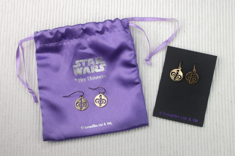 Her Universe Naboo symbol earrings