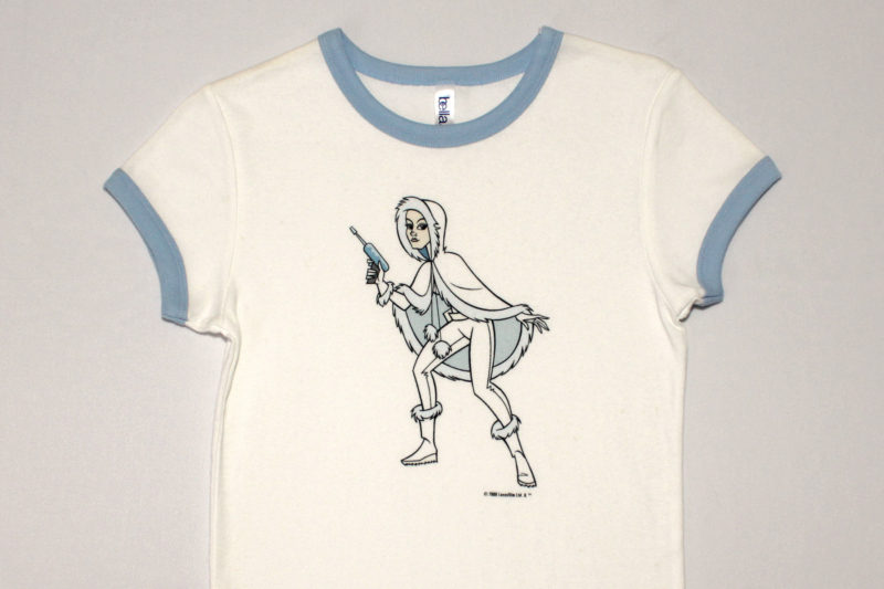Zazzle Clone Wars Padme t-shirt