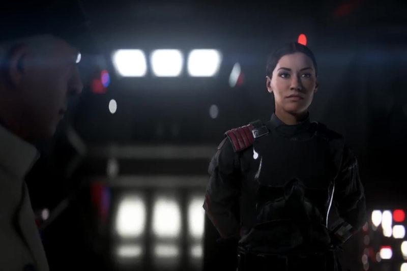 Battlefront II Inferno Squad Commander Iden Versio