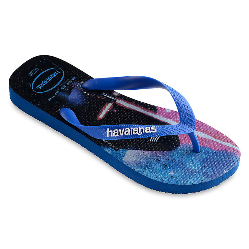 Women's Havaianas x Star Wars flip flops at the Disney Store