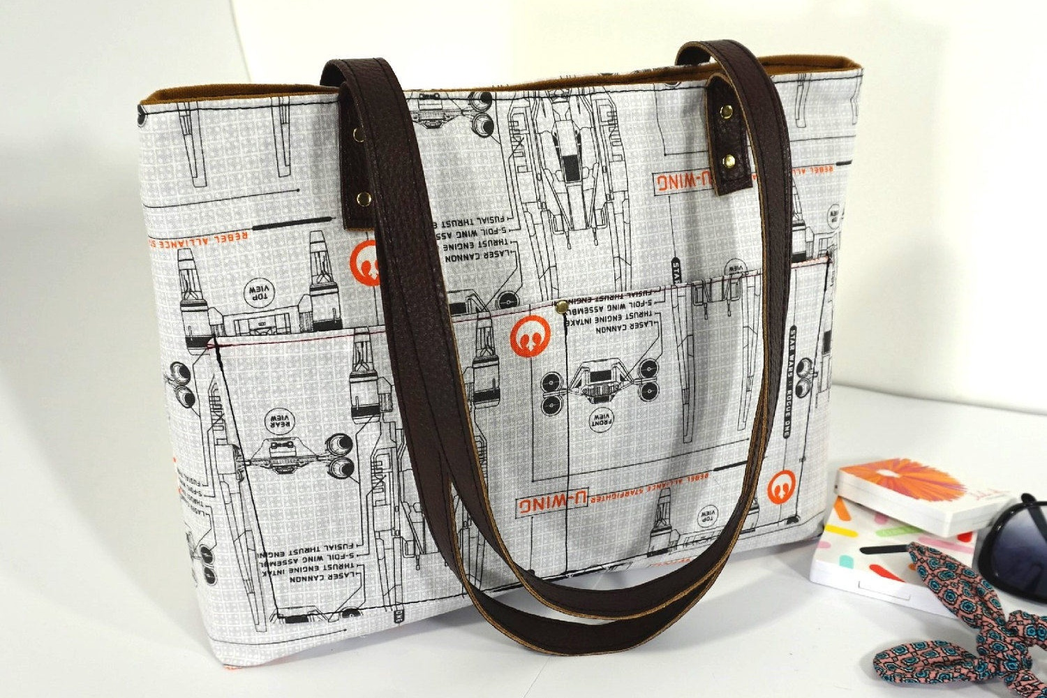 Star Wars Handbags by Nuchy Handmade
